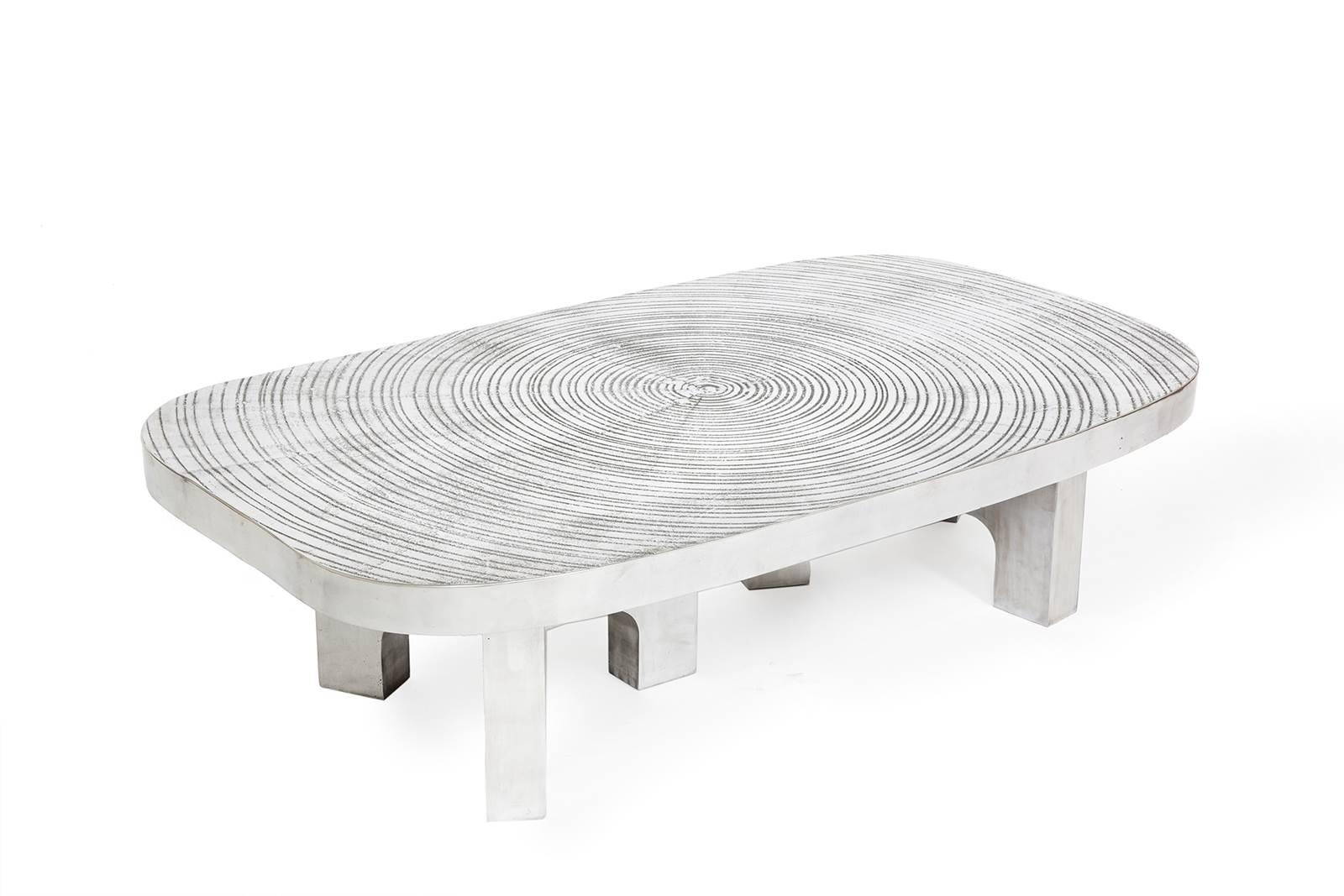 ado chale 39 goutte d 39 eau 39 table. Black Bedroom Furniture Sets. Home Design Ideas