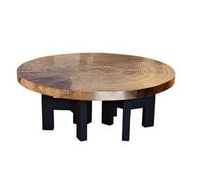 'Goutte d'eau' circular centre table