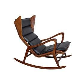 Rocking chair, model no. 572