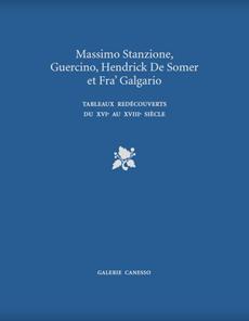 Massimo Stanzione, Guercino, Hendrick de Somer et Fra' Galgario