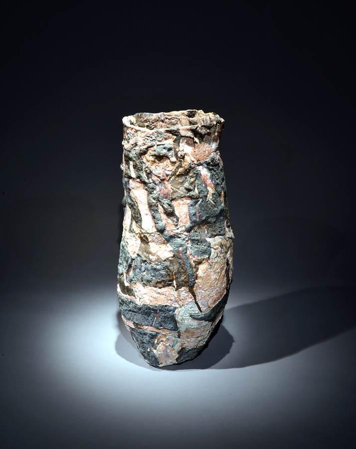 Tall Vessel Form, 1990
