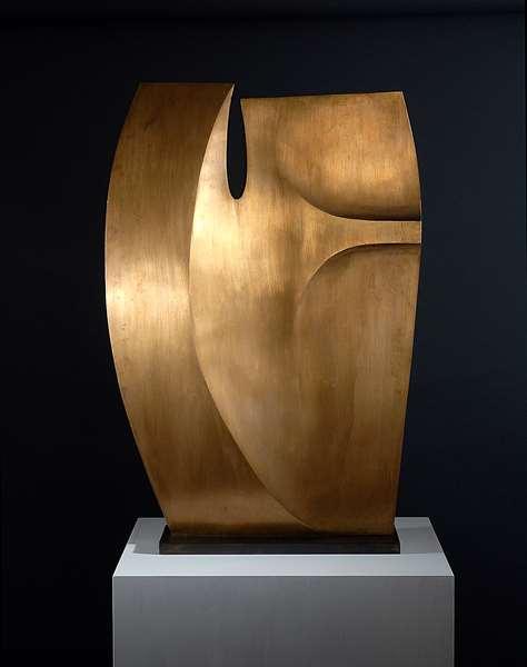 Slim Bronze No. 3 (Large version) Opus 347, 1973