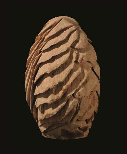 Feathered Egg, 2002