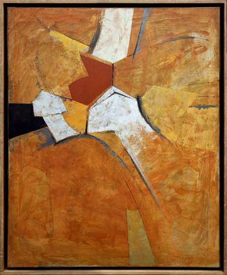 Painting, 1957-58