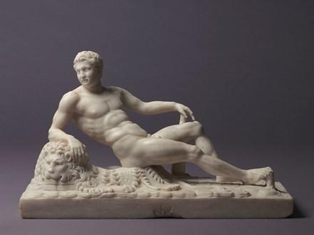 Hercules resting