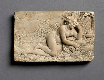 Mary Magdalene reading