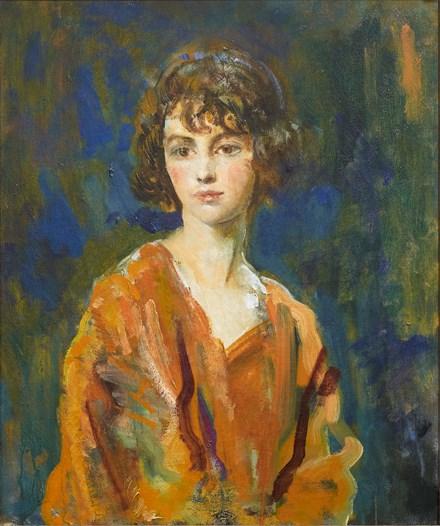 Portrait of the Hon. Lois Sturt