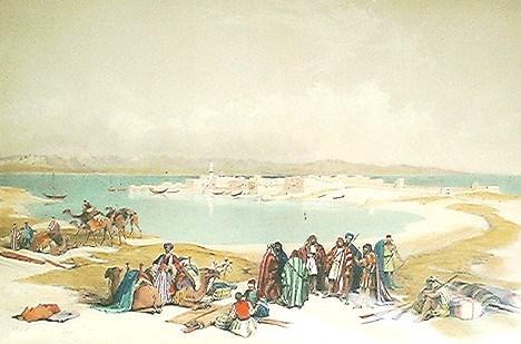Suez, General View