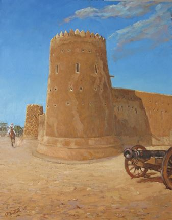 Zubara Fort, Qatar