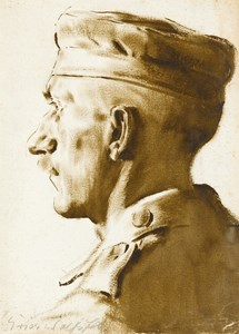 The Head of a Soldier