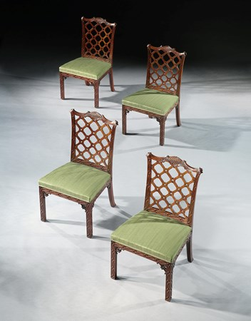 THE KINGS NYMPTON MANOR DINING CHAIRS