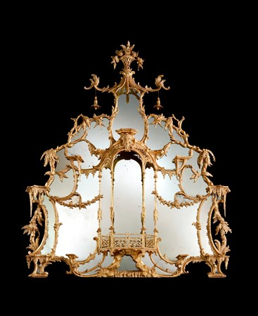 THE DITCHLEY PARK MIRROR