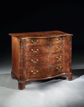 THE ASKE HALL CHEST OF DRAWERS