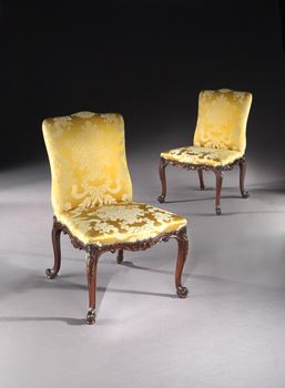 THE H. J. JOEL CHAIRS