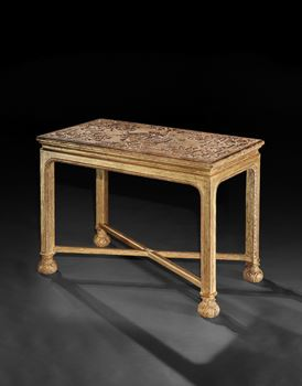 THE CADOGAN GESSO TABLE