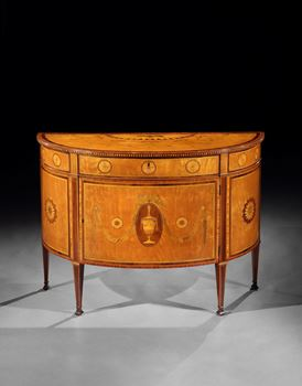 THE COMPTON VERNEY COMMODES