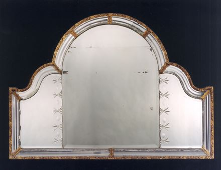 THE PERCIVAL D. GRIFFITHS OVERMANTEL MIRROR
