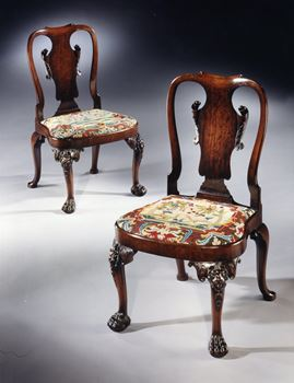 THE PERCIVAL D. GRIFFITHS SIDE CHAIRS