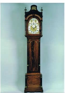 Musical Longcase clock by Richard Collis, Romford. Circa 1770. Raffety Ltd.
