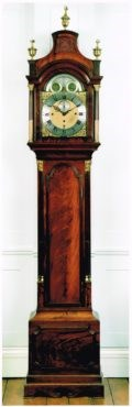 Musical Longcase Clock by William Withers. Circa 1760. Raffety Ltd.