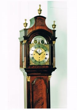 View of Musical Clock by William Withers. Raffety Ltd.
