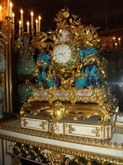 The Kylin Clock, now in Buckingham Palace. Copyright The Royal Collection