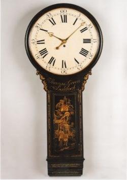 Tavern Clock by Thomas Green, Baldock. Circa 1775. Raffety Ltd.