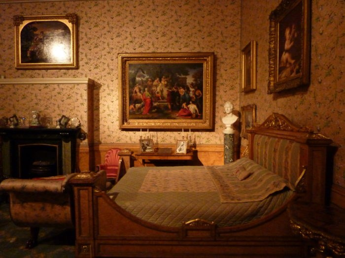 Queen Victoria's Room at Kensington Palace