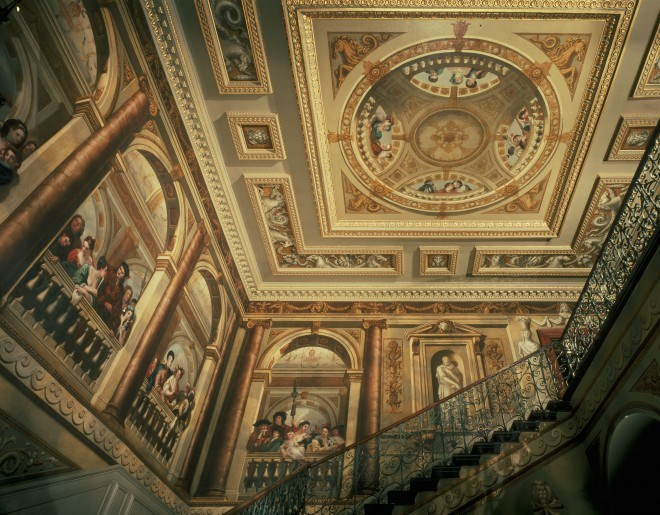 The Painted Staircase, Kensington Palace